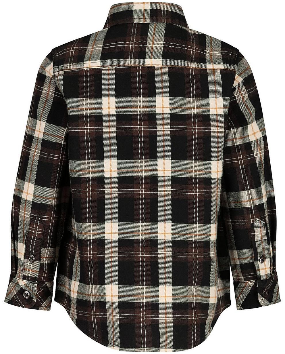 Hemden - Dunkelbraun -